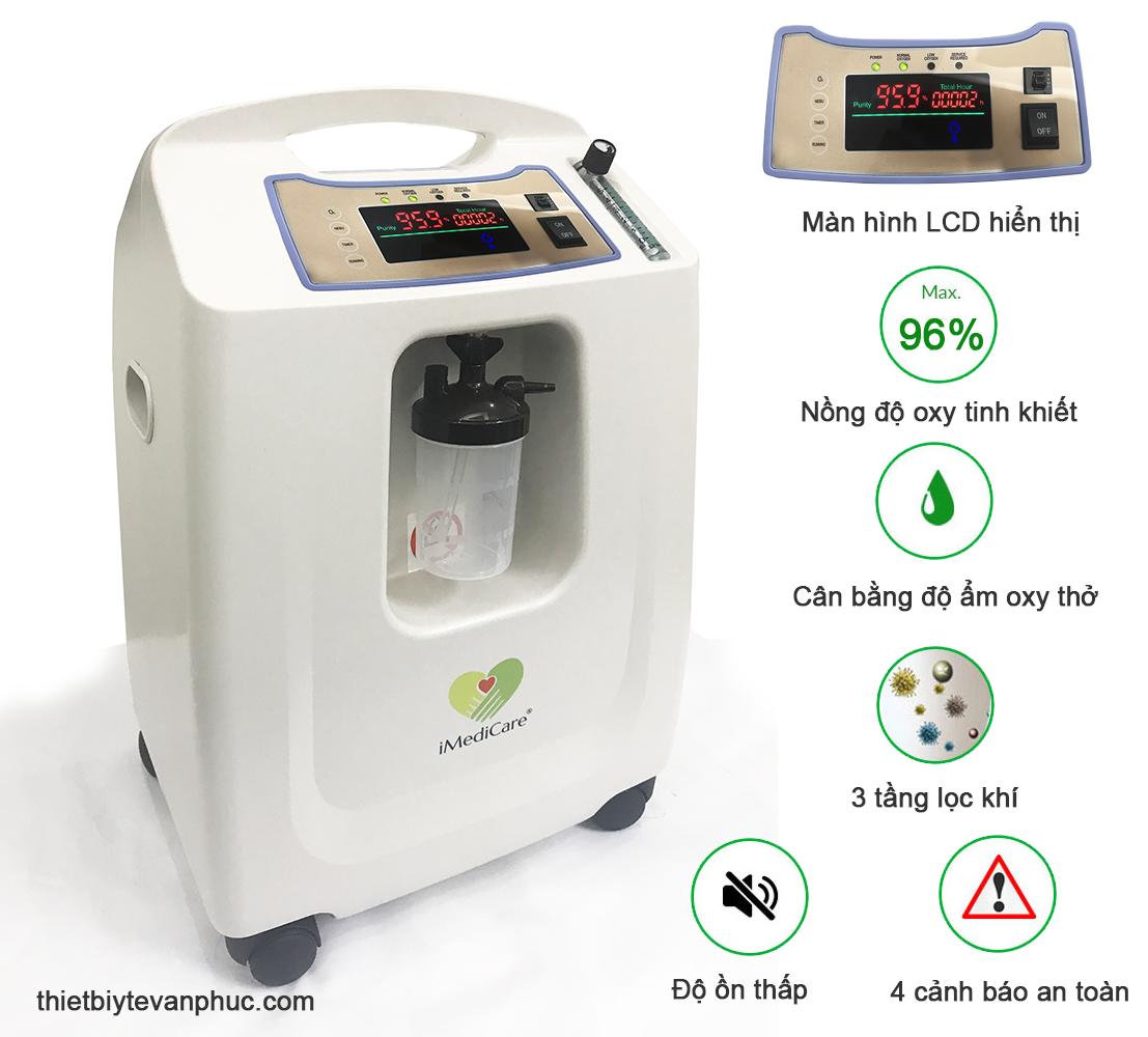 May-tao-oxy-iMediCare-iOC-3LA
